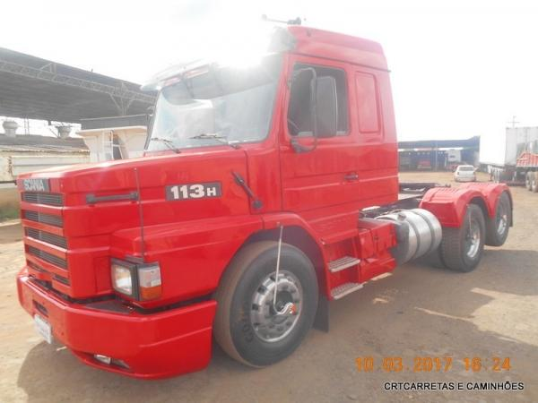 Scania T113 360 Top Line 6x2 Ano 9697