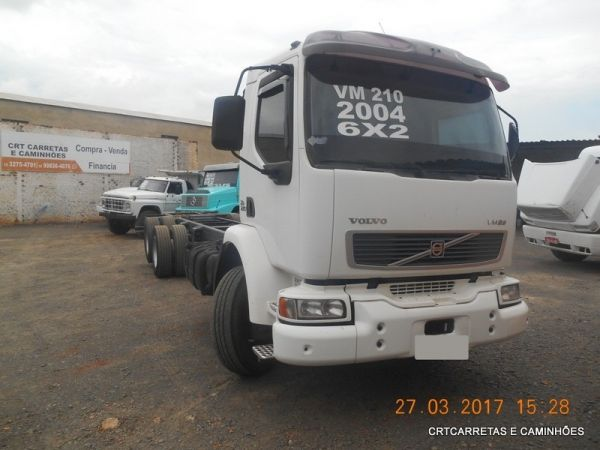 Caminhão Ford Cargo 4532 6x2 Truck Chassi Ano 09/09