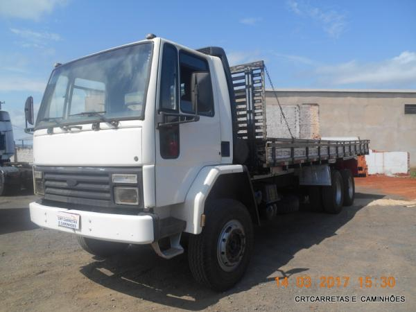 Ford Cargo 1622 6x2 Ano 97/97